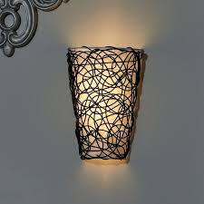 Tealight Wall Sconce Lighted Wall Sconces U2013 Slwlaw Co