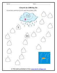 Count By 5 Worksheets Printable Free Skip Count By 5 Worksheet Worksheets