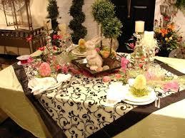 Easter Table Setting Easter Table Cloths U2013 Littlelakebaseball Com