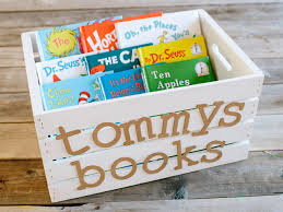 book themed baby shower diy book crate tutorial how tos diy