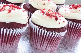 oat bran red velvet cupcakes