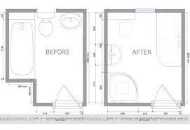 bathroom floor plans simple guest bathroom layout plan bath design 1 26