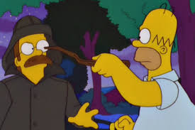 Simpsons Treehouse Of Horror I - the 10 greatest simpsons horror movie parodies comedy lists