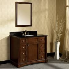 valore princeton 42 in single vanity with mirror