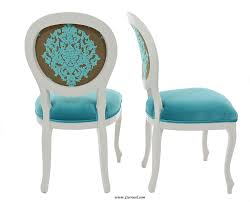 dining chairs chic upholstered french dining chairs images