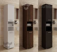 High Gloss Bathroom Furniture Appealing Different Types Of Bathroom Storage Cabinets Free