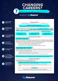 How To Update Your Resume For A Career Change Changing Careers 7 Details To Include On Your Resume Topresume