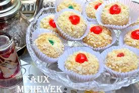 recette de cuisine facile et rapide algerien gâteau algerien sec facile et économique pour l aid le faux mchewek