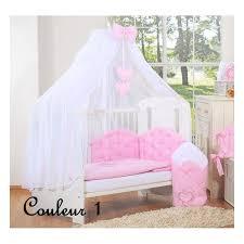 le pour chambre bébé ciel de lit bébé moustiquaire