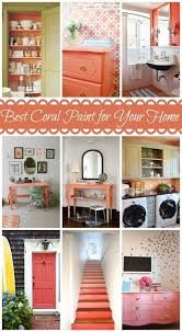 the 25 best coral paint colors ideas on pinterest coral walls