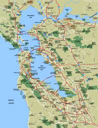 Fresno Ca Zip Code Map by Map Of California Silicon Valley California Map