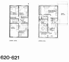 chambre split brady bunch house floor plan best of split plans level ho