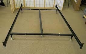 Split Bed Frame Heavy Duty Size Metal Bed Frame