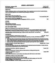 Free Chronological Resume Template Free Resume Examples And Sample Recentresumes Com