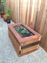 trellis with planter planter box with trellis bunch ideas of how to build a planter box
