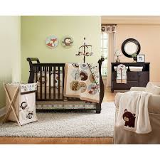 Kohls Crib Bedding Great Nursery Theme From Carters Adorable Forest Critters