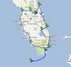 Palm Bay Florida Map by Bikeoktoberfest And Florida Joyrides