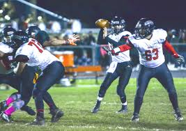 the courier prep football fostoria is looking to finish season