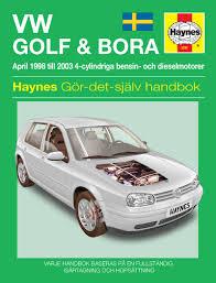 haynes vw golf iv u0026 bora