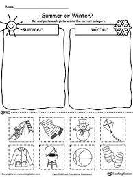 best 25 seasons worksheets ideas on pinterest weather for week