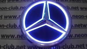 mercedes on ebay cars light mercedes emblem and badge ebay mercedes led