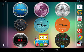 beautiful clock widgets android apps on google play