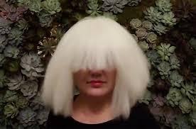 halloween cover photo kelly clarkson wears sia wig for halloween covers u0027chandelier