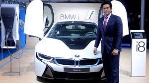bmw careers chennai auto expo 2014 sachin tendulkar unveils bmw i8 ndtv profit