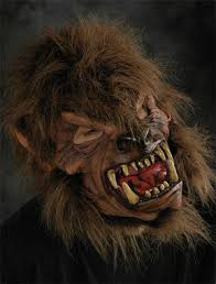 moonshined wolfman werewolf lone wolf man halloween costume hell