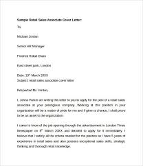 sample inside sales cover letter cover letter retail sales