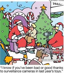 naughty or nice cartoons and comics funny pictures from cartoonstock
