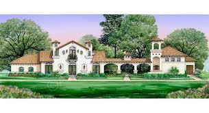 Luxury Home Plan Designs Villa Di Vino Courtyard House Plan Small Luxury House Plans