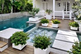 Backyard Pool Ideas Pictures 30 Amazing Pool Landscaping Ideas For Your Home Carnahan