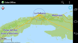 Cuban Map Offline Map Cuba Android Apps On Google Play