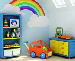 Kids Room Idea - Paint for kids rooms