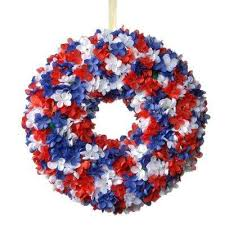 decorative wreaths artificial plants flowers the home depot