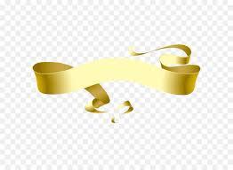 gold ribbons ribbon clip gold ribbons png 1181 1181