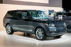 car range rover 2016 2016 range rover svautobiography brings ultimate 4x4 luxury to new