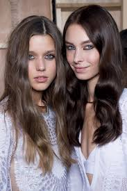 brunette hair color trends 2016 chocolate brown london fashion