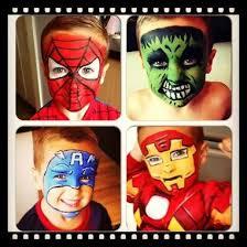 25 captain america face paint ideas superhero