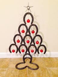 horseshoe christmas ornaments horseshoe christmas tree learntoride co