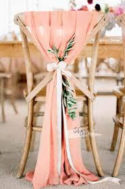 chiffon chair sash violet chiffon drape chair sash arcadia designs