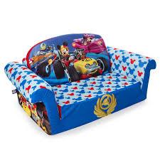 Doc Mcstuffins Sofa Marshmallow Furniture Children U0027s 2 In 1 Flip Open Foam Sofa Disney