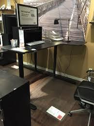 innovative ikea raised desk ikea office desks standing desks