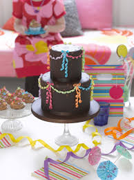 birthday party ideas hello kitty use simple cake from simple