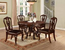 72 round dining room tables 5pc 72