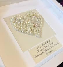 geschenk 30 hochzeitstag ein schönes selbstgemachtes geschenk zum 30 hochzeitstag pearl