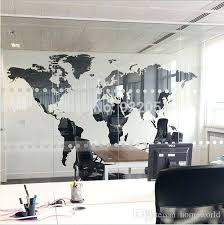 office wall art office wall decals items similar to tree wall decal office wall