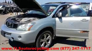 lexus rx400h front bumper 2007 lexus rx400h parts for sale save up to 60 youtube
