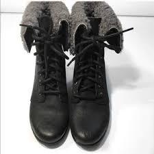 s ugg australia brown zea boots 33 ugg shoes ugg australia uptown zea leather wedge